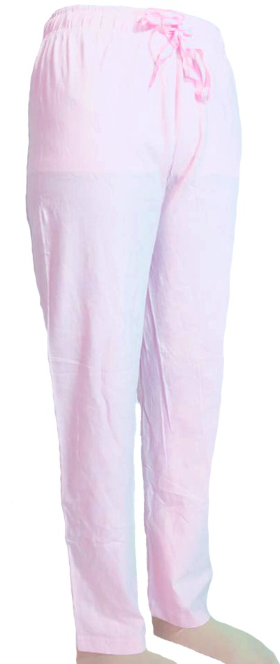 Pink pyjamas